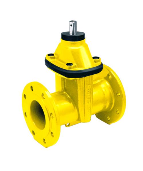 Задвижка Düker (Dueker) тип 4004 для газа | Армацентр
