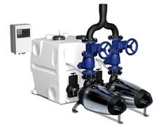 Канализационные насосные установки Multilift MDV/MD 1