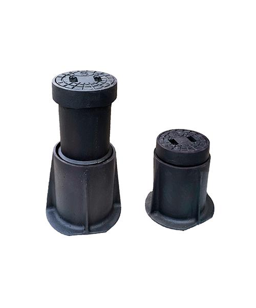 Ковер чугунный водопроводный КЧВ-В (D400) | Армацентр