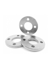 Фланцы стальные прижимные для ПНД трубы, Ру 1,0 МПа, Ду 40-1200