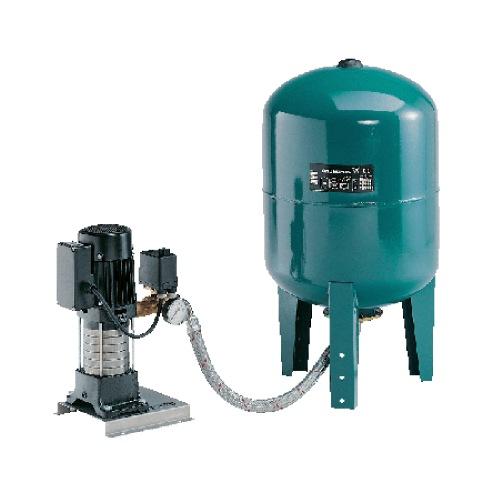 Насосные установки HydroPack - HydroDome с насосами CHV